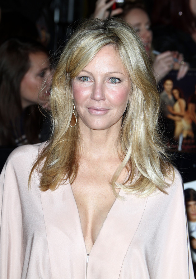 Heather Locklear Movie Premiere Pic