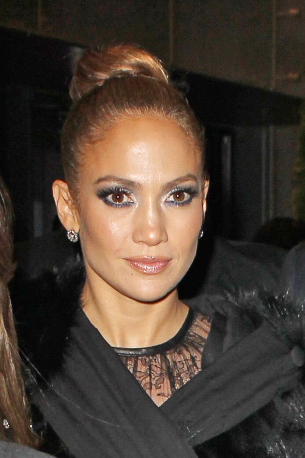 Jennifer Lopez Close Up