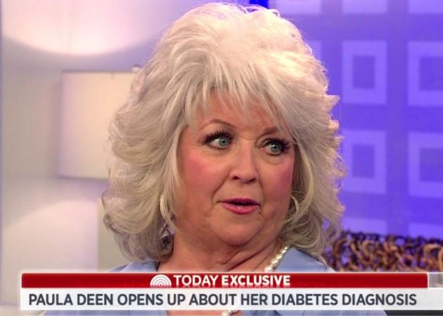 Paula Deen, Diabetes