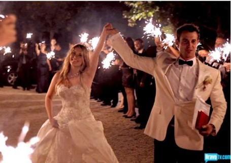 Pandora Gets Married!