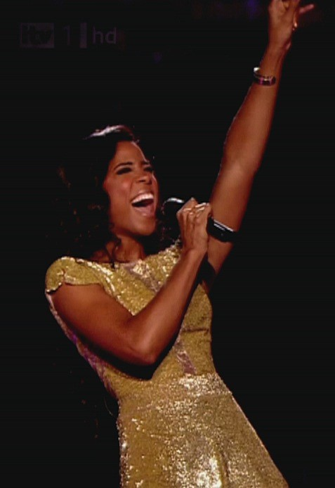 Kelly Rowland Live Pic