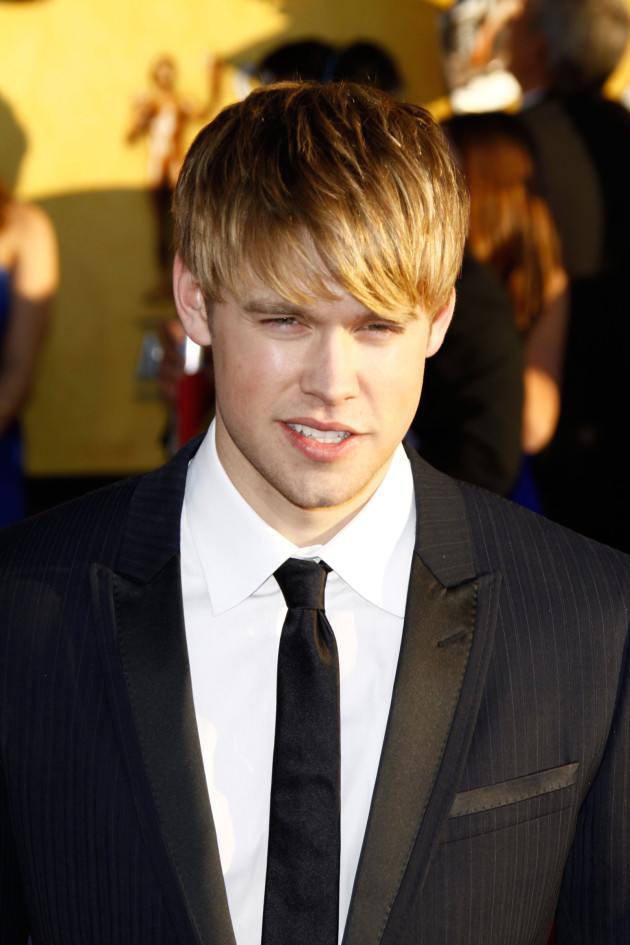 Chord Overstreet at the SAG Awards