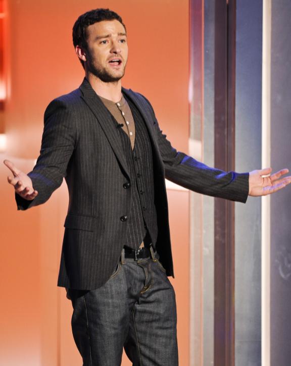 Justin Randall Timberlake