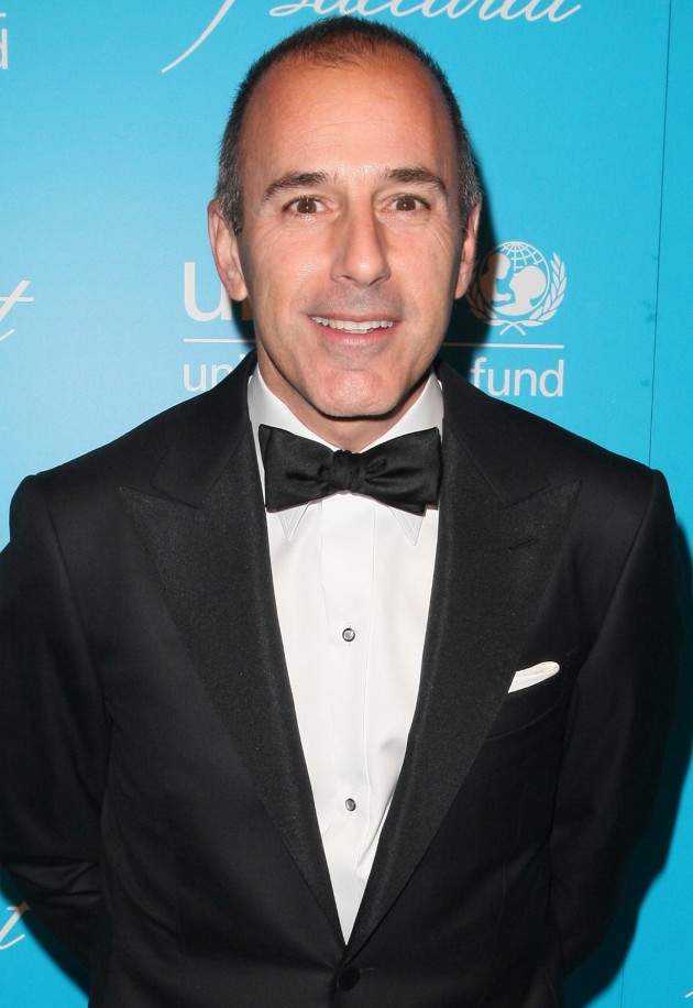 <b>Matt</b> <b>Lauer</b> Affair Alleged; Annette Roque to Divorce Today ...