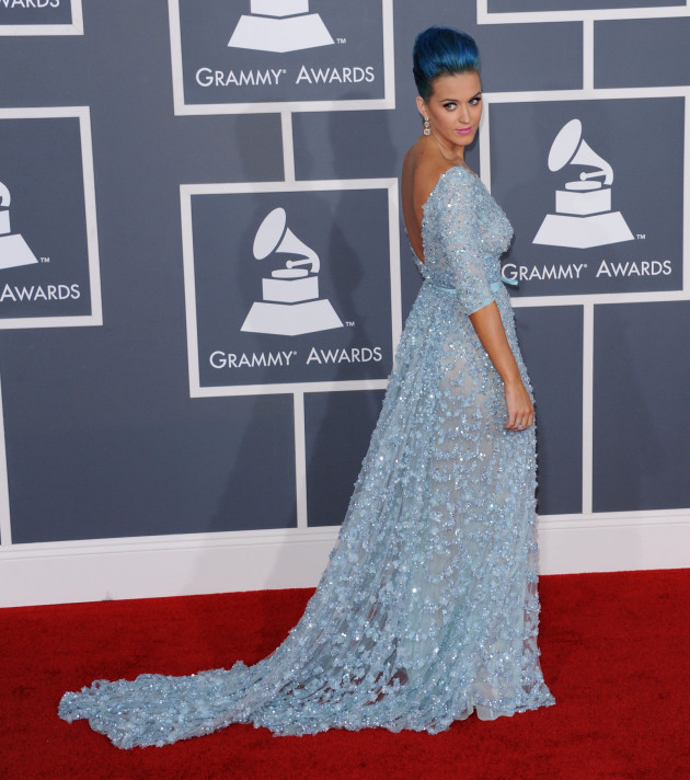Katy Perry Grammys Dress