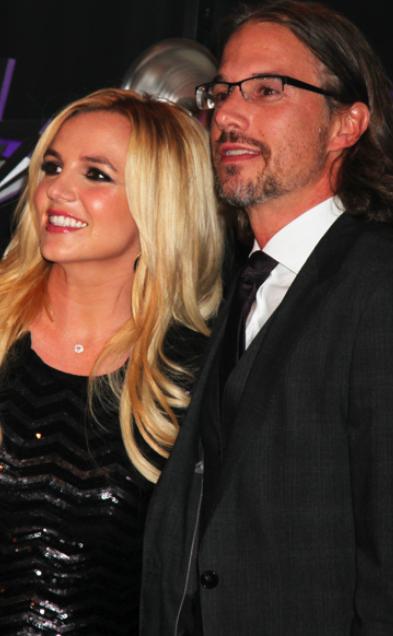 A Britney, Jason Photo