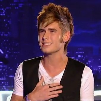Colton Dixon on American Idol