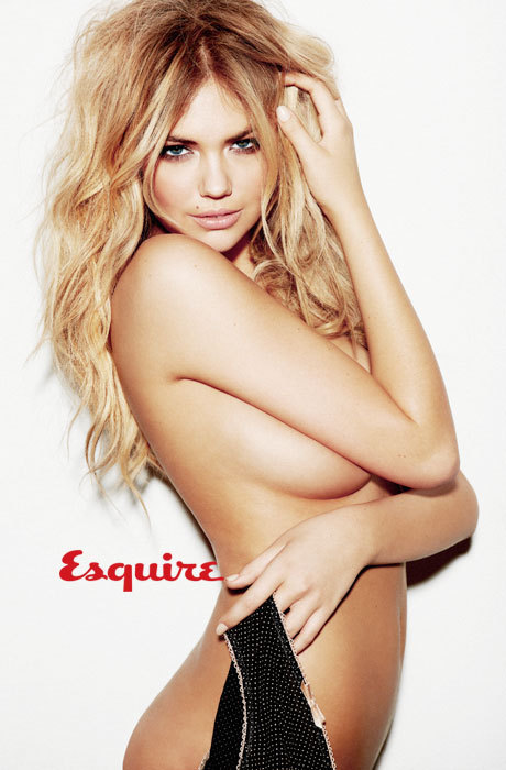 Topless Kate Upton