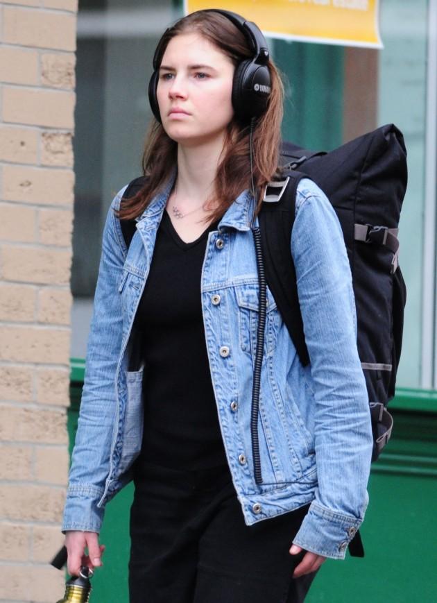 New Amanda Knox Pic