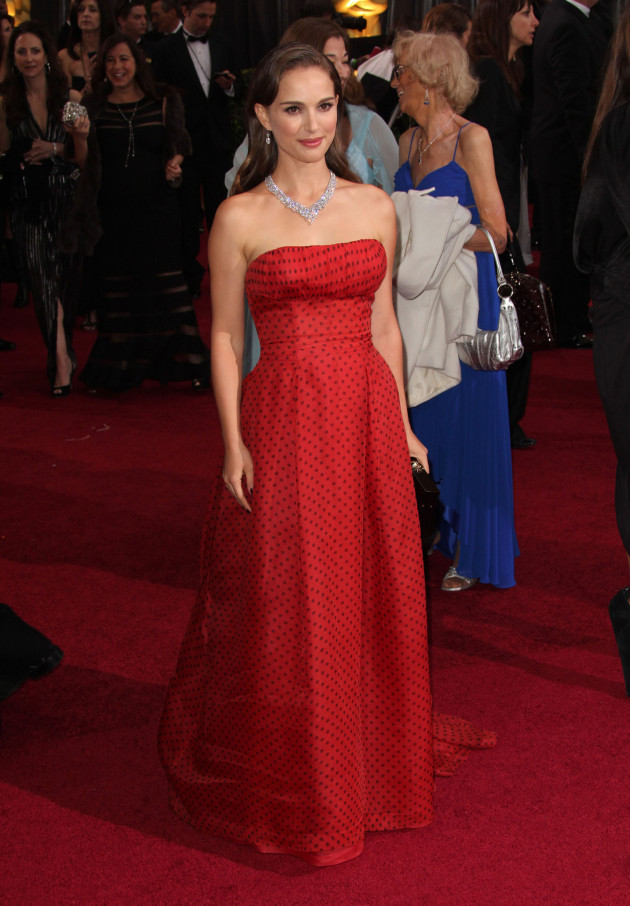 Natalie Portman Red Carpet Look
