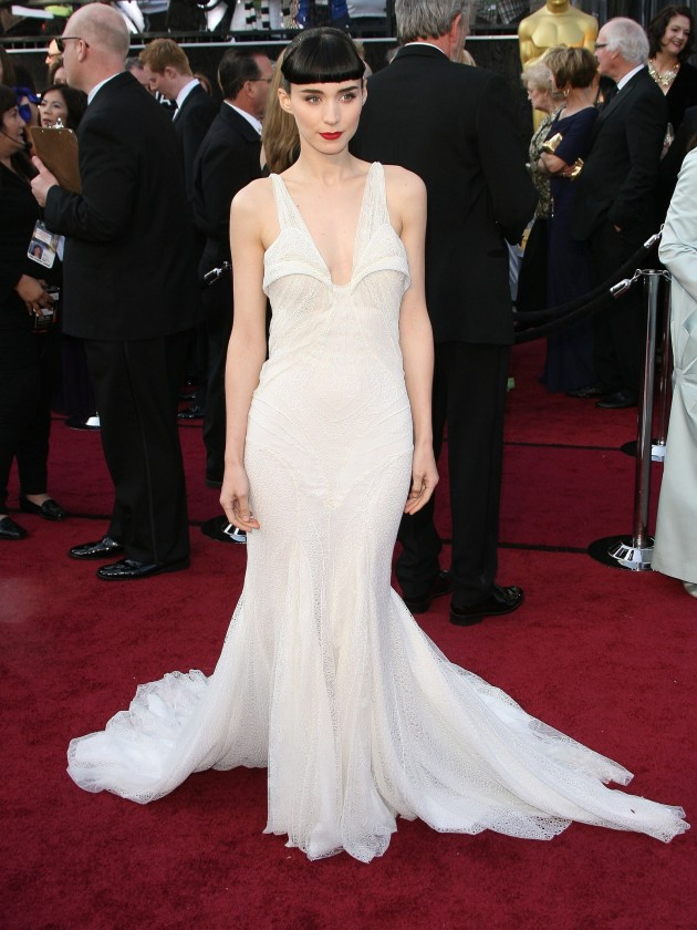 Rooney Mara at the Oscars