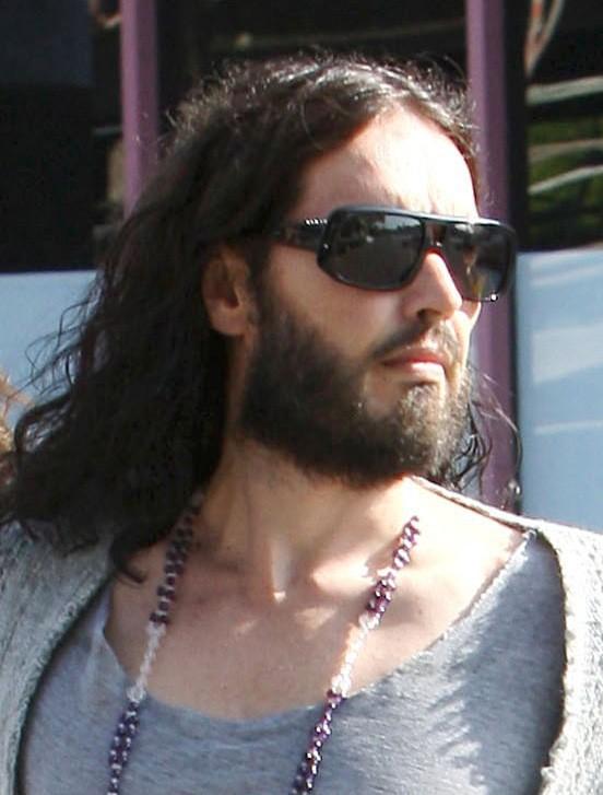 Russell Brand = Jesus?
