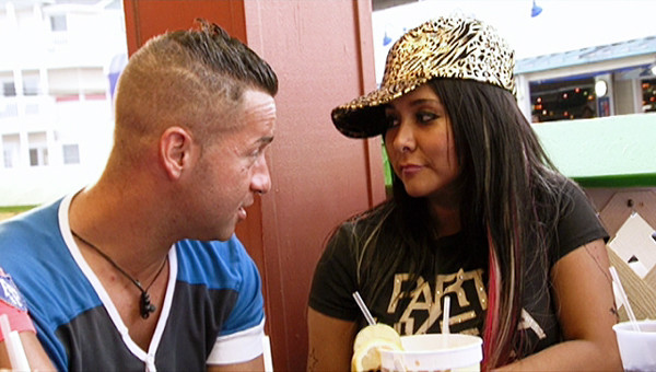 Snooki, The Situation Photo