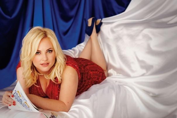 Meghan McCain Playboy Pic
