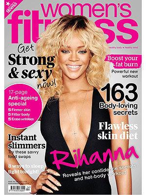 Rihanna Women's Fitness Cover