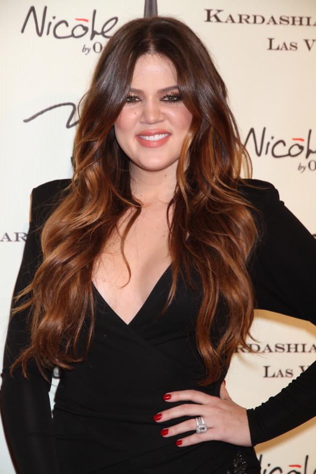 Khloe Kardashian in Las Vegas