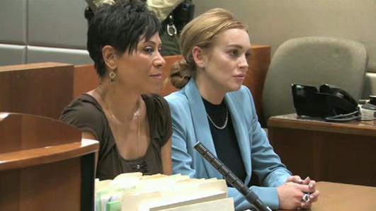 Lindsay Lohan Final Court Date