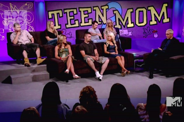 Teen Mom 2 Reunion Pic