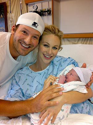Tony Romo, Son Photo