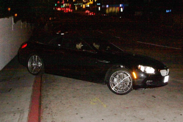 Amanda Bynes' Car