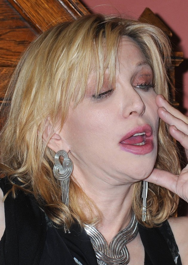 Courtney Love is Insane