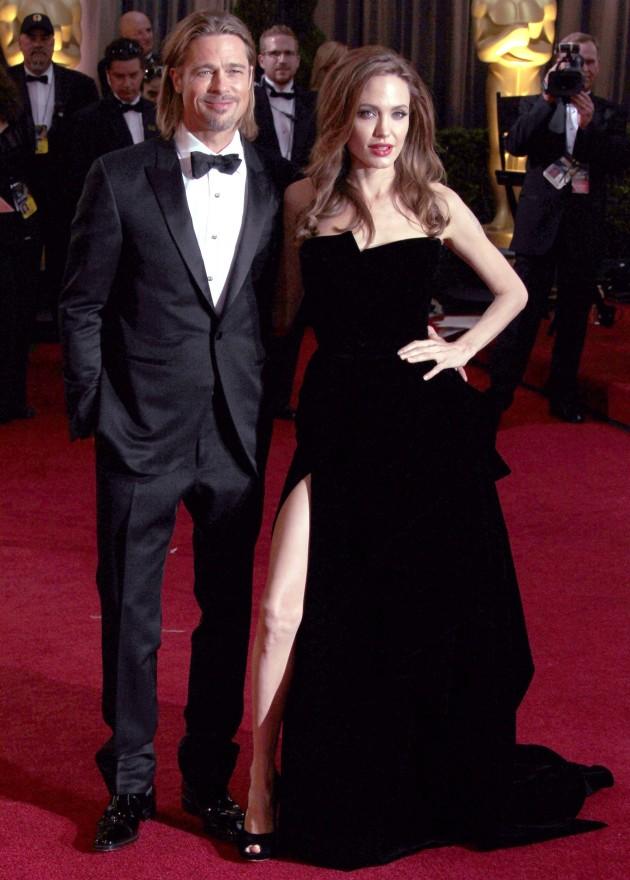 Brad Pitt, Angelina Jolie Picture
