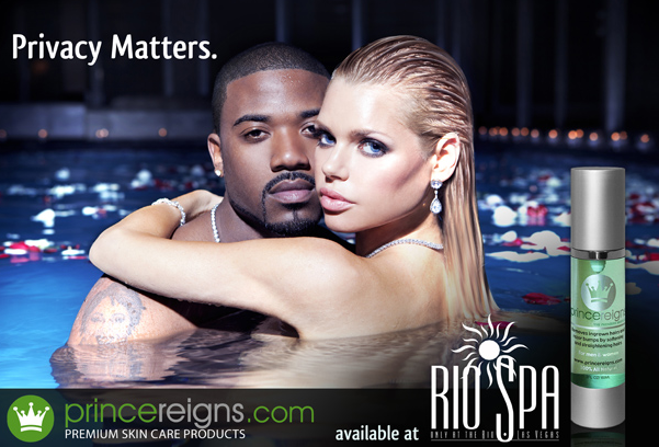 Ray J Prince Reigns Ad
