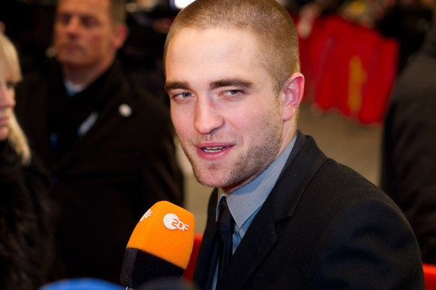 Robert Pattinson in Berlin
