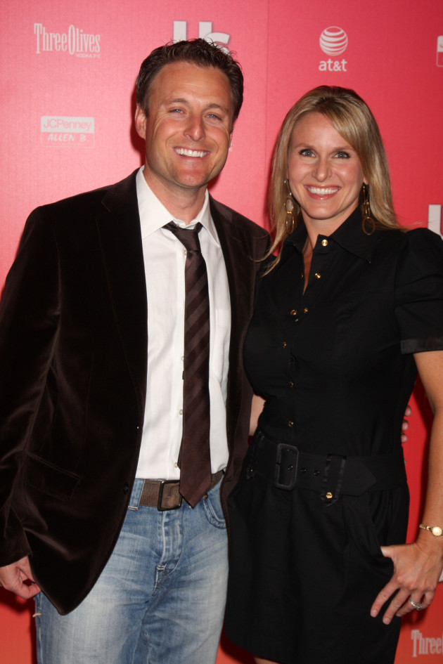 Chris Harrison, Wife
