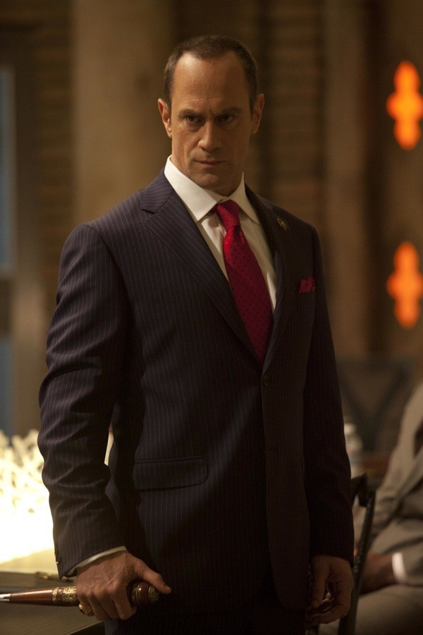 Christopher Meloni True Blood Photo