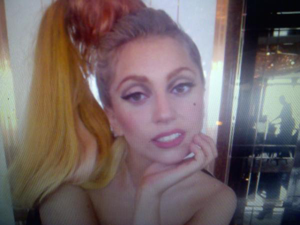 Cute Lady Gaga