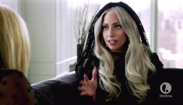 Gaga Interview