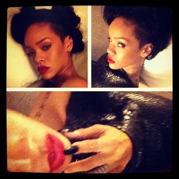 Rihanna, Nails