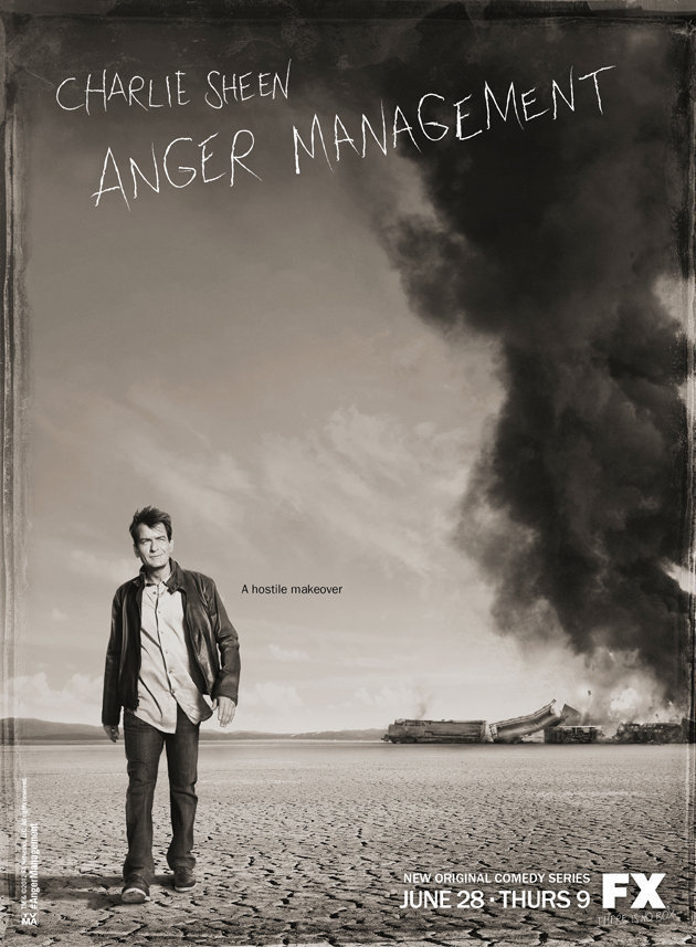 FX Anger Management Poster
