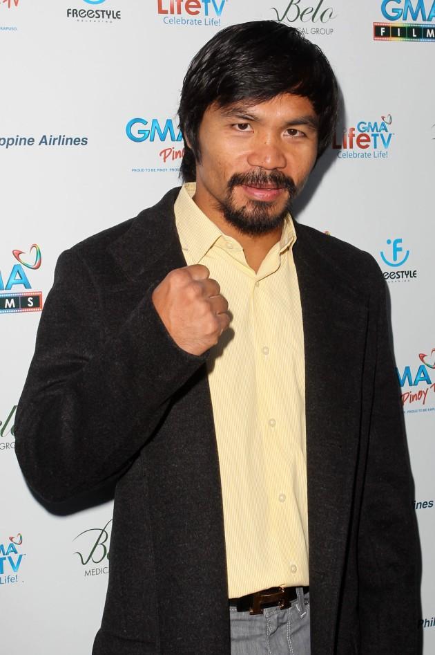 Manny Pacquiao Photo