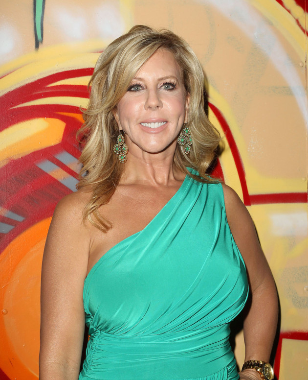 Vicki Gunvalson Red Carpet Pic