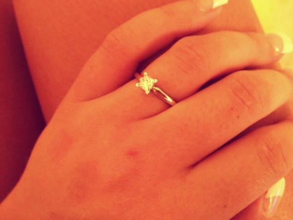 Jenelle Evans' Engagement Ring
