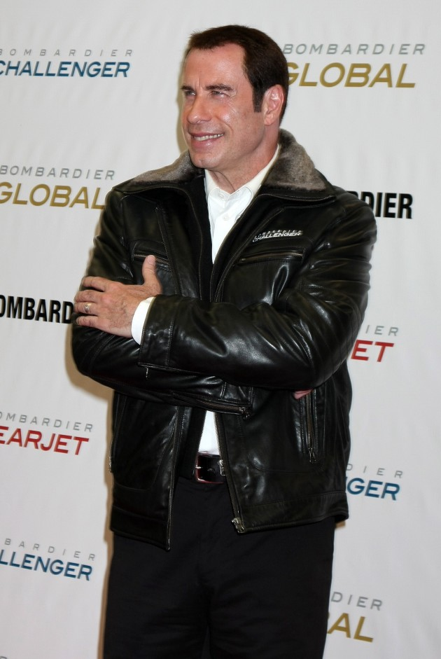 John Travolta on Red Carpet