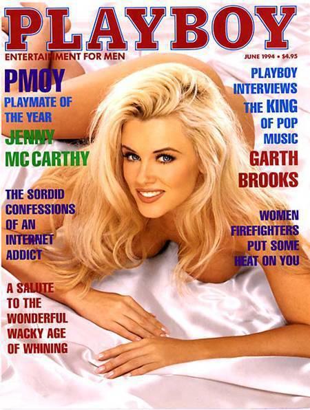 Jenny McCarthy Cover (Playboy)