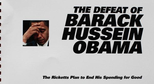 Defeat Barack Obama
