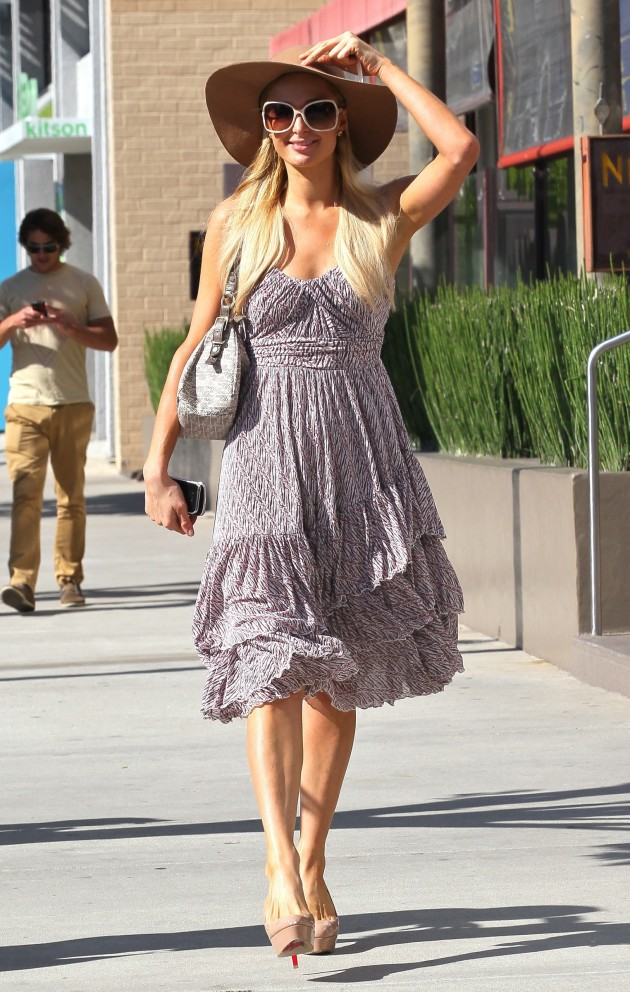 Paris Whitney Hilton