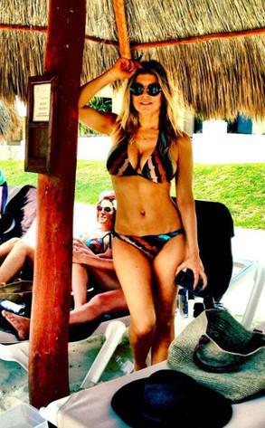 Fergie Bikini Pic