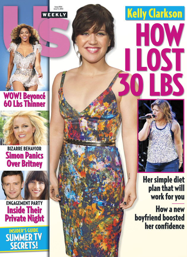 Kelly Clarkson Weight Loss 2013