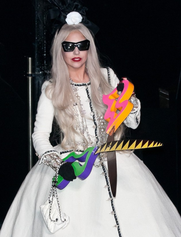 Lady Gaga Will Cut You
