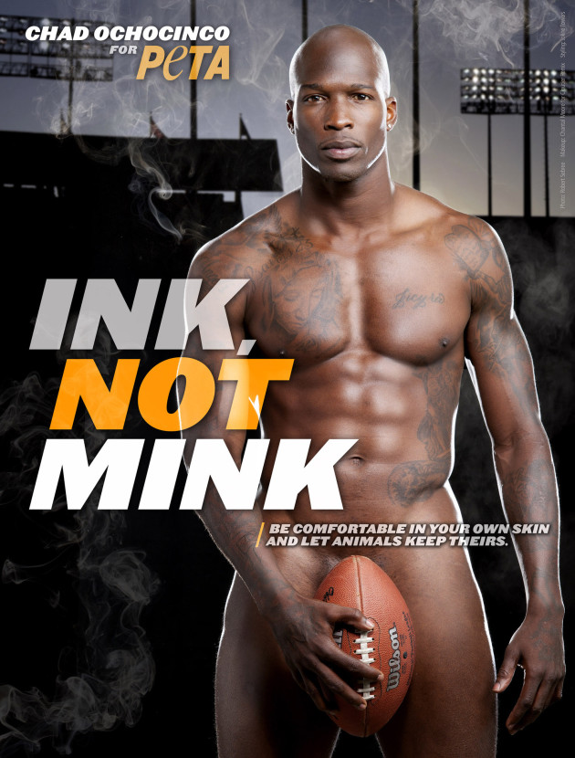 Chad Ochocinco Naked