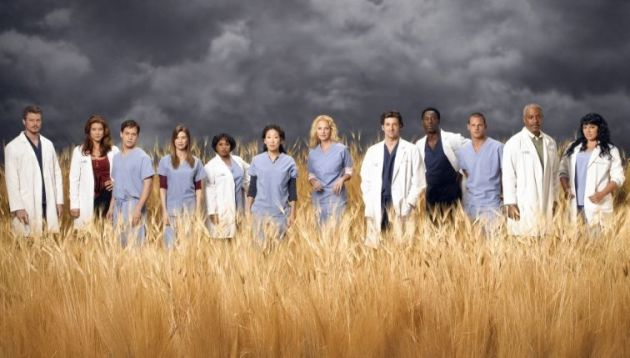 Grey's Anatomy cast season 3 ABC