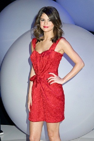 Selena Gomez 2011 Disney Kids and Family Upfronts Gotham Hall NYC
