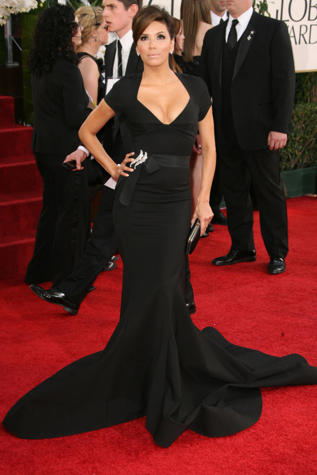 Eva Longoria Golden Globes photo