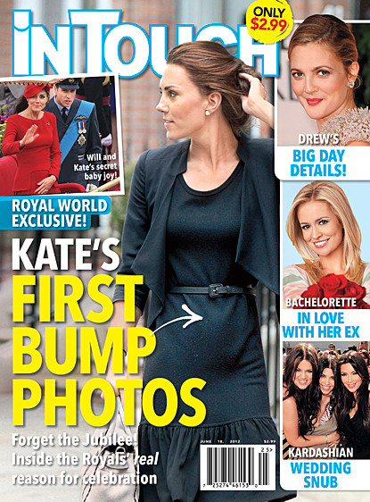 Kate Middleton Baby Bump?