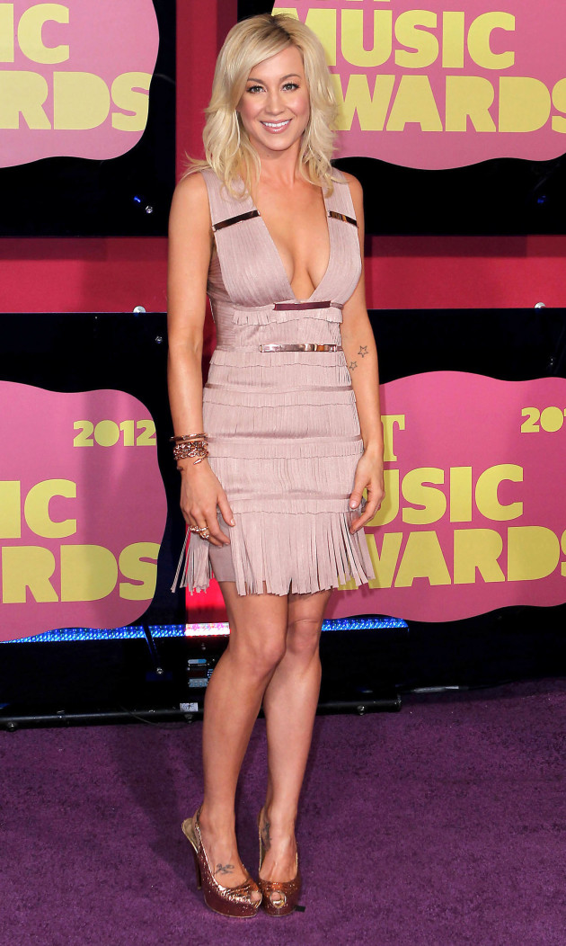 Kellie Pickler at the CMT Awards